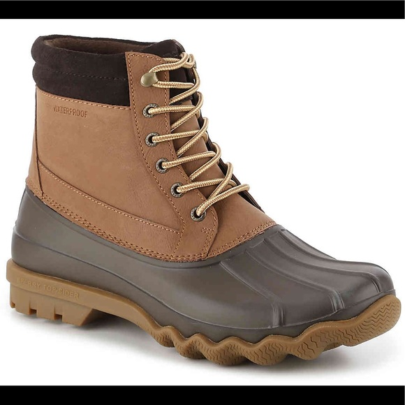 Sperry Shoes | Mens Waterproof Boots